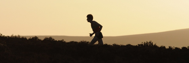 On his own