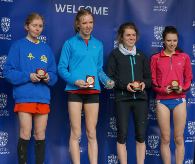 Inter Counties, Georgia 2nd from right